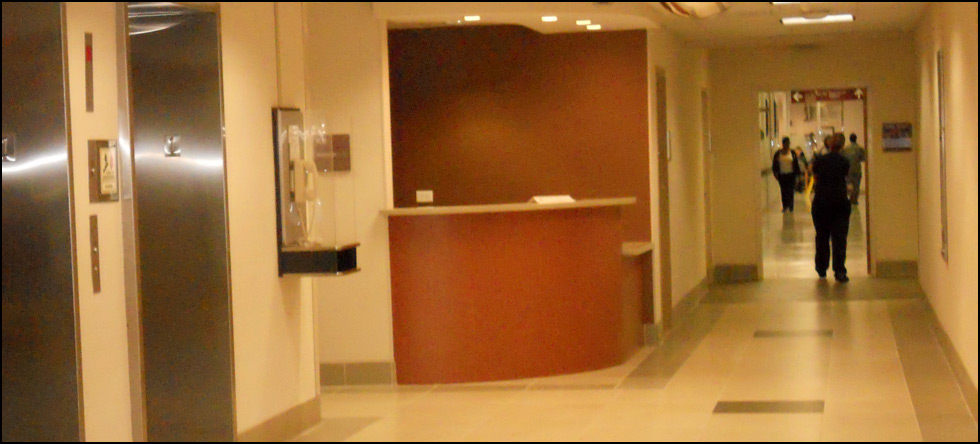 MICC Doc Fort Lee: Renovations to Command Entrance, Army McDonald Hospital, Fort Eustis, Virginia