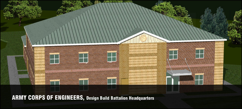 Army Corp of Engineers, Design Build Battalion Headquarters