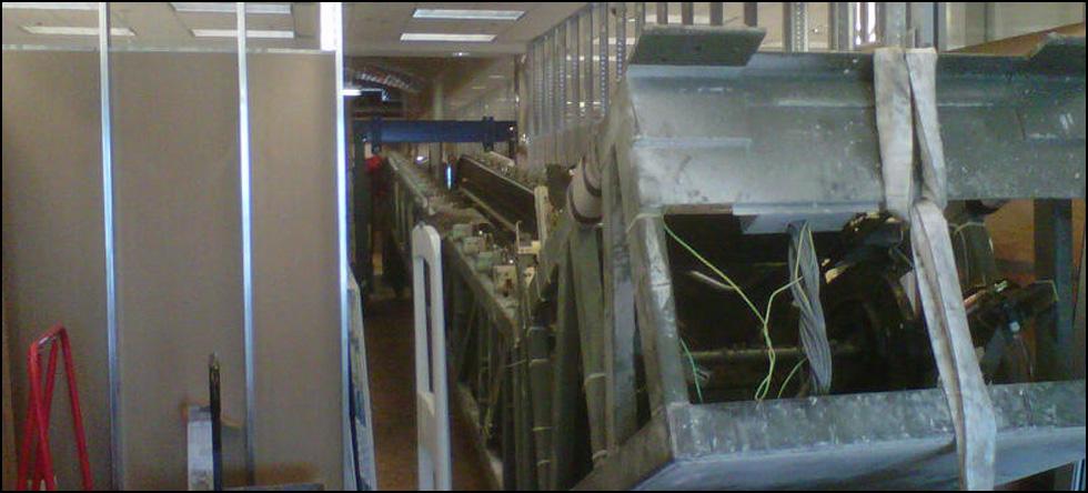 City of Hampton: NEX Escalator Replacement, Building 3443, JEB Little Creek-Fort Story, Virginia