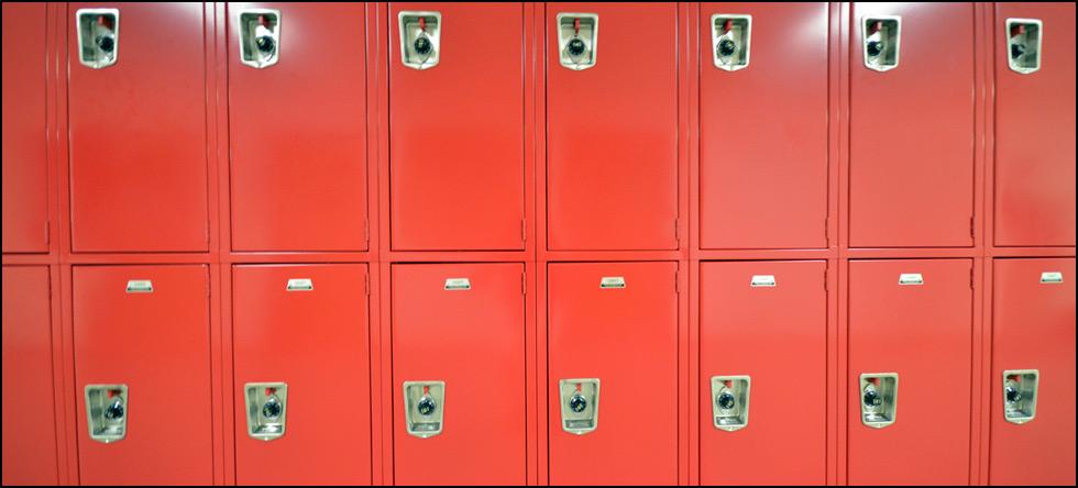 Virginia Beach City Public Schools: Salem High School Locker Replacement, Virginia Beach, VA