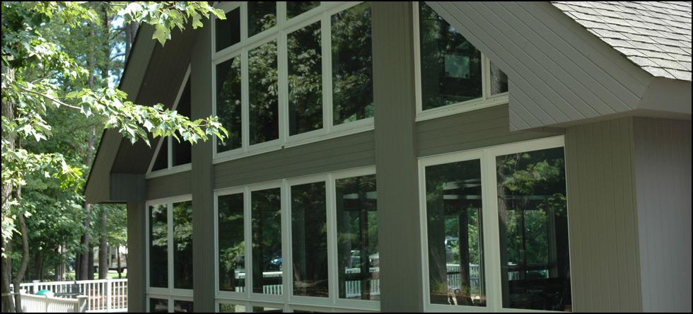 City of Hampton - Window Replacement at Sandy Bottom Park, Hampton, Virginia