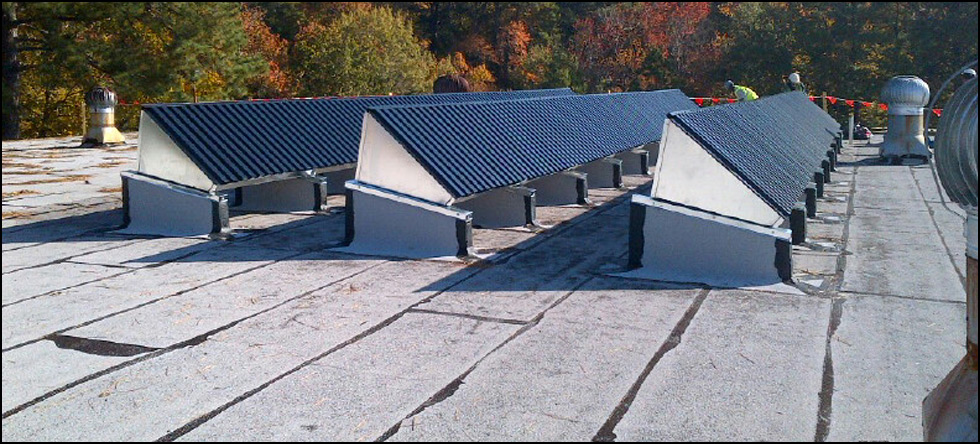 NAVFAC Mid Atlantic, PWD Little Creek - Solar Duct, Building 3126, and Solar Wall for Buildings 3504 and 3816A,. JEB Little Creek-Fort Story, Virginia